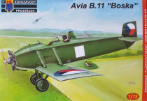 Avia BH-11 Military