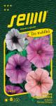 Semo Petúnia mnohokvetá - zmes s orchid hviezdou F1 50p