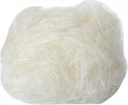 Sisalové vlákno 30 g prírodné (biele)