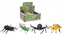Hmyz plast 12-14cm 4 druhy