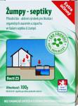 Enzým žumpy a septiky Bacto ZS - 100 g