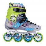 Spokey GUTSY Slalomové kolečkové brusle č. 42