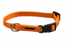 Obojok puppy nylon rozlišovaciu - oranžový B & F 1,00 x 18-26 cm