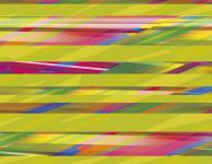 Balicí papír 100 x 70 cm 2 ks, BAREVNÉ PROUŽKY, DITIPO