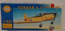 """Fokker S 11 """"Instructor"""" 1:48"""