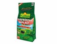 Náplasť trávniková 3v1 - substrát + trávna zmes + hnojivo 1kg