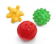 Stimulační balónky 3 ks
