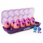 Hatchimals karton 12ks zvířátek serie 4 - mix variant či barev