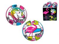 Lopta 11 cm zvieratko - mix variantov či farieb