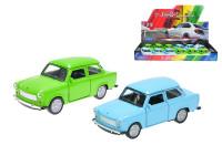 Trabant 11 cm kov spätný chod - mix farieb