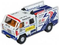 Auto Tatra 815 rallye kov 18cm 1:43 v krabičke Kovap