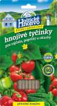 Tyčinky hoštické 20 ks na rajčata, papriky a okurky