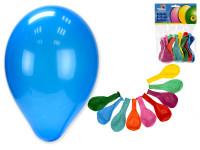 Nafukovacie balóniky 26 cm 10 ks - mix farieb