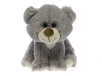 Medvedík plyšový 19 cm sediaci