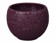 Obal na květník LUNA BARANDE keramický matný d23x19cm