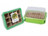 minipařeniště + doska Rastliny rašelin.12 polí (3sady)