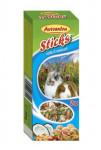 Avicentra tyč králik, morča - orech a kokos 2 ks