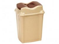 kôš odpadkový WHIRPOOL výklopný 28l obdĺžnikový plastový - mix farieb