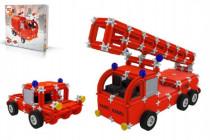 Stavebnica Seva Rescue 1 hasiči plast