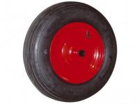 koleso náhradné nafukovacie, plechový disk