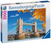 Pohled Tower Bridge 1000 dílků
