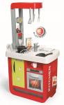 Kuchynka Bon Appetit elektronická, červeno-zelená