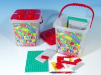 Stavebnica Cheva 22 Voľné kocky plast