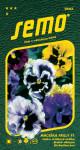 Semo Fialka záhradná - Frilly F1 0,15g