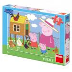 Peppa Pig: Sliepočka 24 D