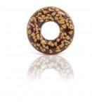 Nafukovací kruh čokoládový donut 1,14m