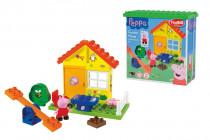 PlayBig Bloxx Peppa Pig zahradní domek