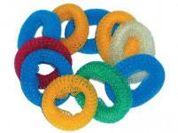 drôtenka 1075 silon. (10ks) - mix farieb