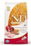 N & D LG DOG Adult Mini Chicken & Pomegranate 7kg