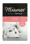 Miamor Cat Ragout kapsa Royale teľacie v želé 100g