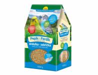 Zob PEPIK & FERDIK pro malé papoušky 1kg