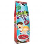 Koupelový gel zábava červený Gelli Play