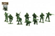 Sada vojaci plast CZ dizajn na karte 11,5x17cm