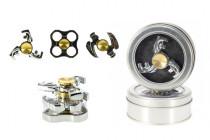 Fidget Spinner kov v plechovej krabičke - mix variantov či farieb