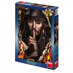 Piráti z Karibiku 5: KAPITÁN JACK 1000D