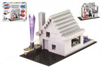 Stavebnica Boffin II. + Kocky elektronická 20 projektov na batérie