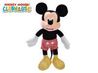 Mickey Mouse třpytivý plyšový 40 cm