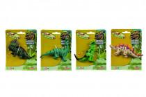 Gumový strečový dinosaurus - mix variantov či farieb