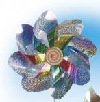 Větrník hologramový stříbrný - mix variant či barev