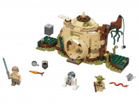 Lego Star Wars 75208 Chatrče Majstra Yodu