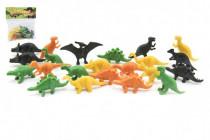 Dinosaury plast 5cm v sáčku 20x22cm