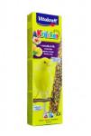 Vitakraft Bird Kräcker  Canary Fruit tyč 2ks