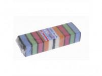 hubka na riad 8x4,5x2,5cm (10ks) 1223 - mix farieb