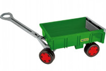 Vozík / Vlečka detská plast 95cm Wader Farmer nosnosť 60kg 12m +