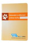 Očkovací průkaz kočka Bioveta mezinárodní 1ks