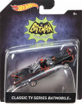 Hot Wheels prémiové auto - DC Batman 1:50 - mix variant či barev